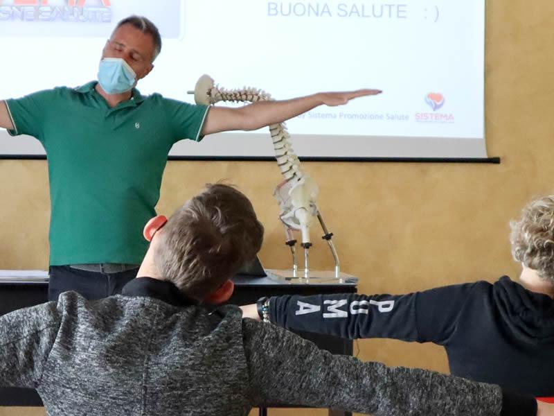 corso prevenzione disordini muscolo scheletrici formazione slancia